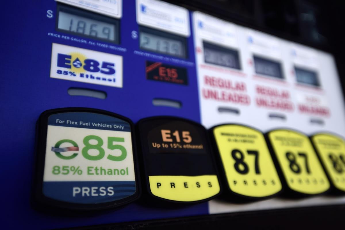 MN: E85 Ethanol Biofuel