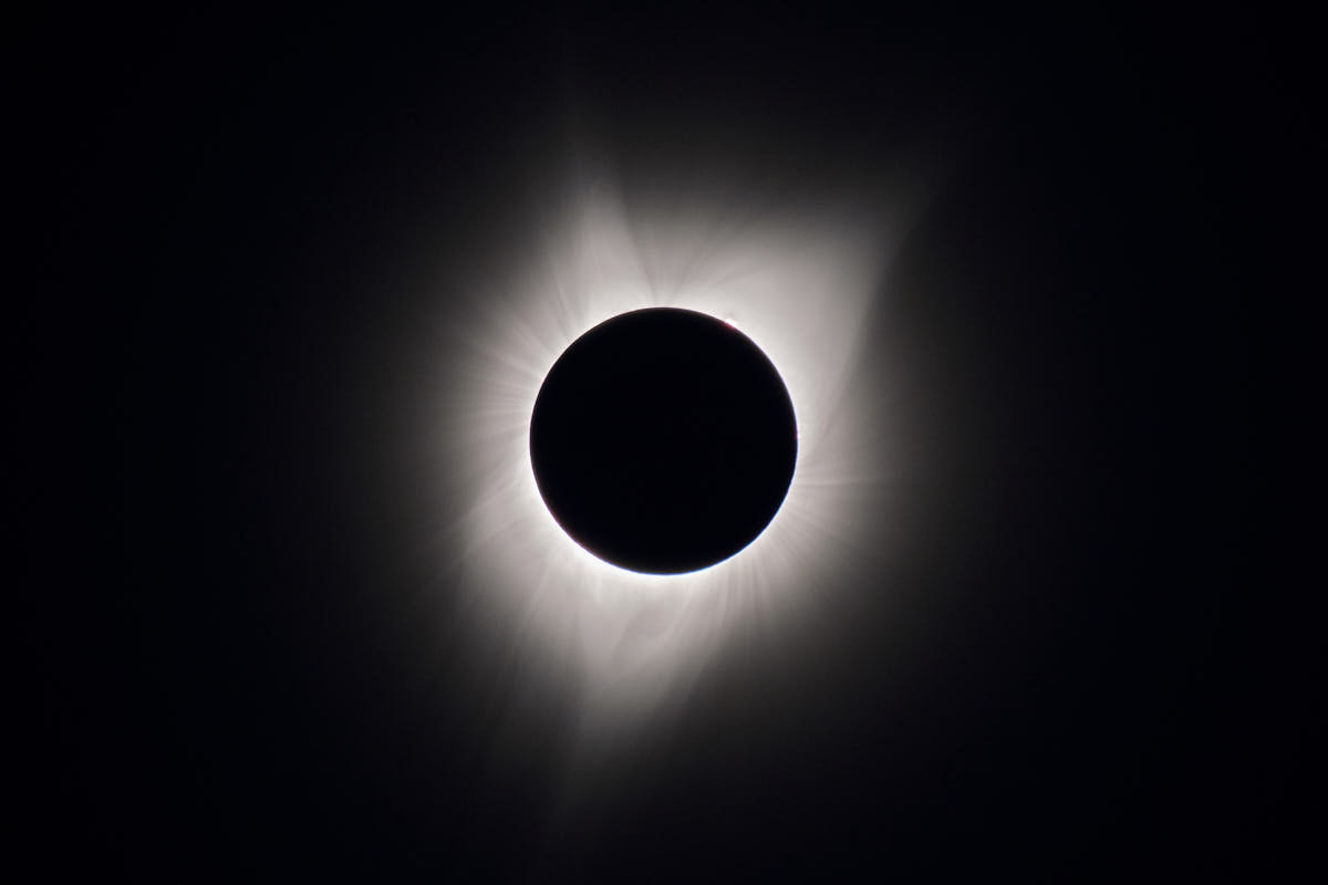 OR: Total Solar Eclipse