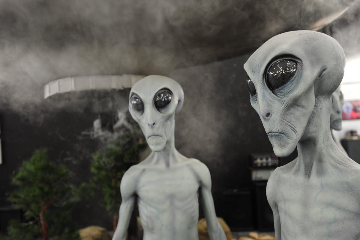 NM: Roswell UFO Museum Still a Visitor Hotspot After 66th Anniversary