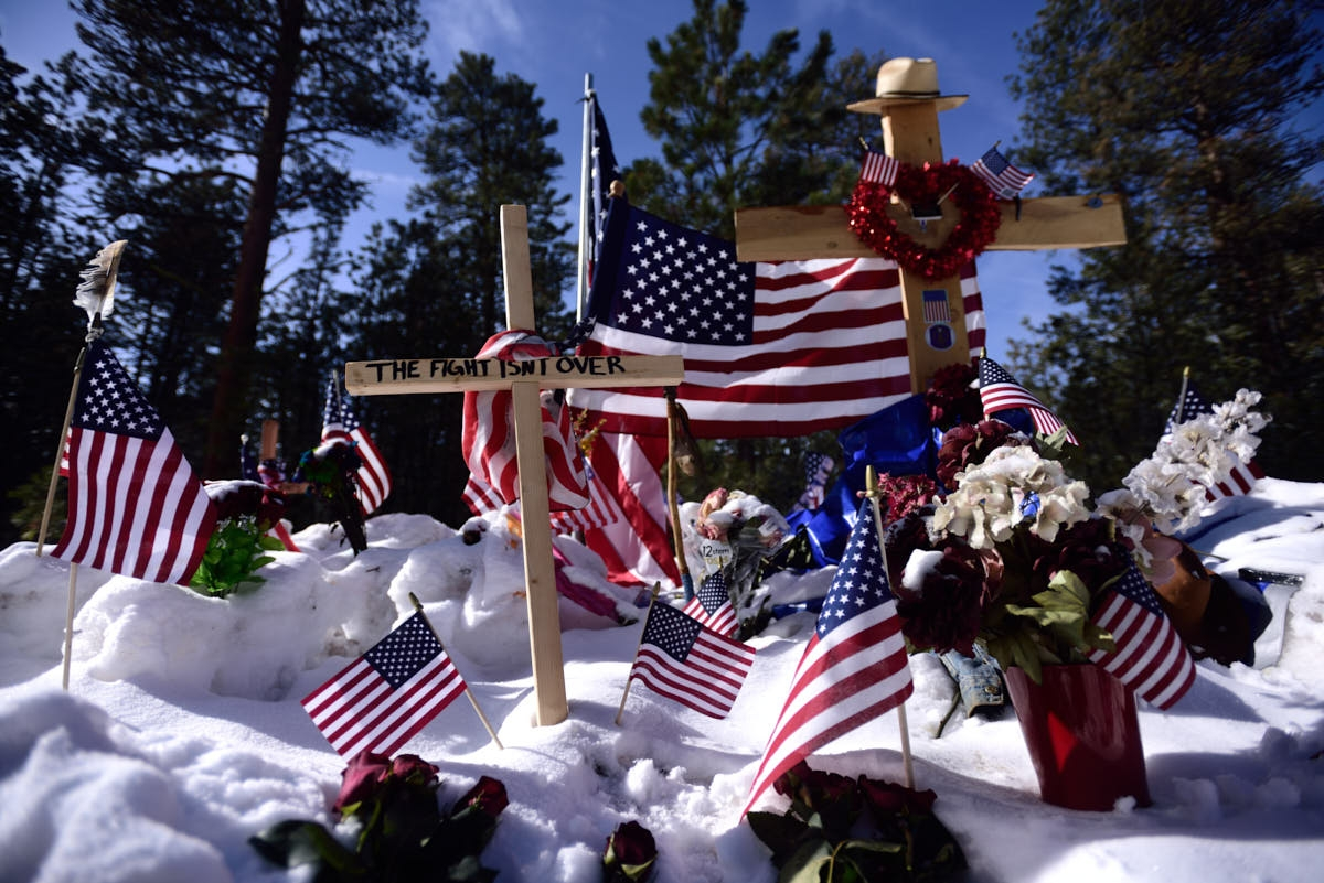OR: LaVoy Finicum Memorial