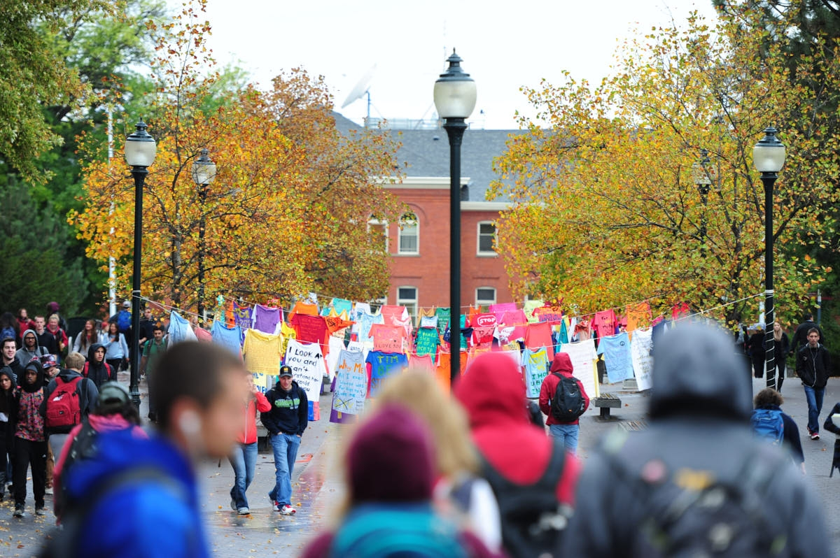 WA: Clothesline Project Focuses on Sexual Violence at WSU