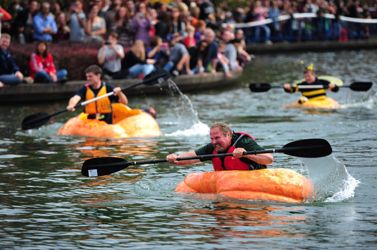 OR: West Coast Giant Pumpkin Regatta