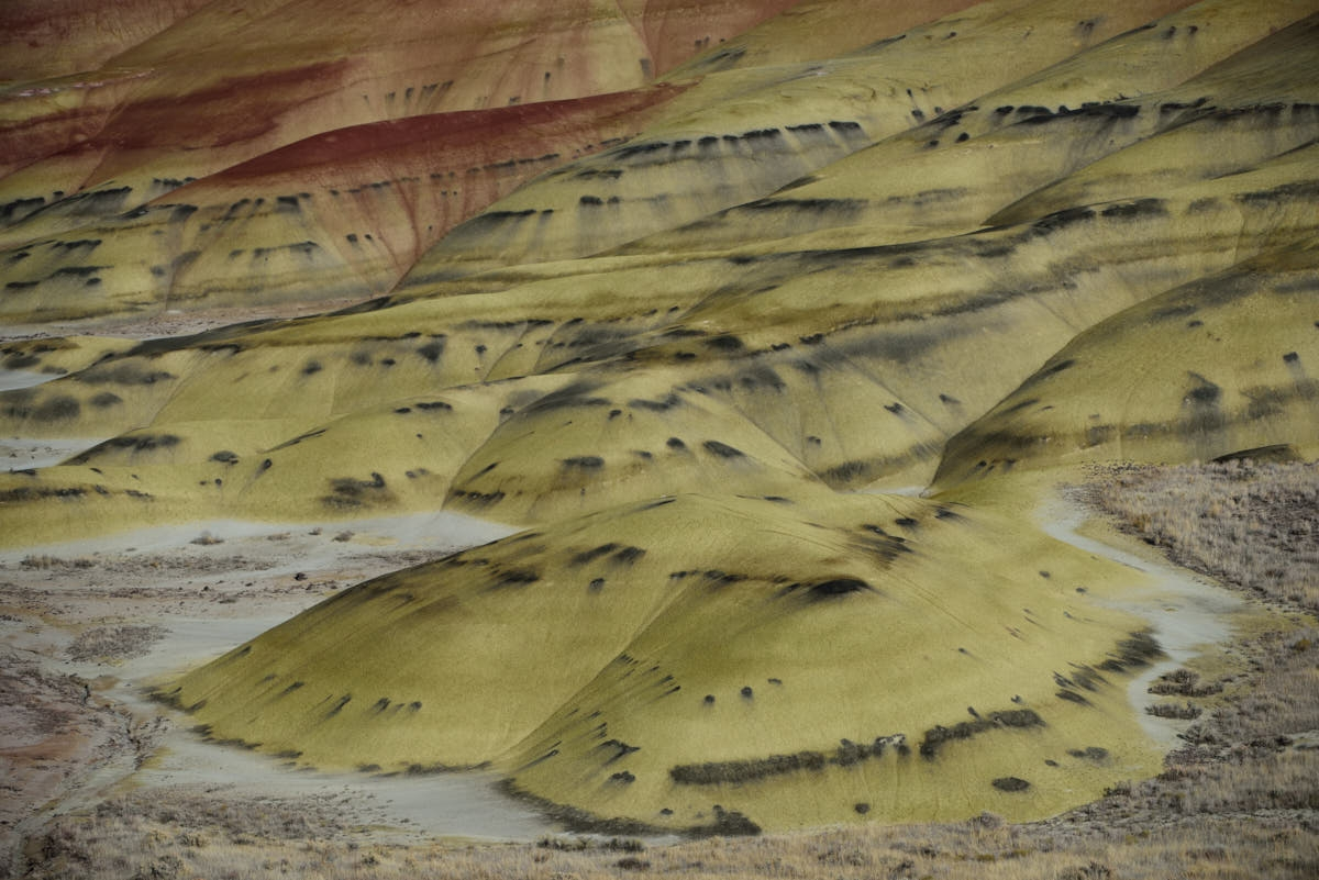OR: Changing Colors of the Painted Hills