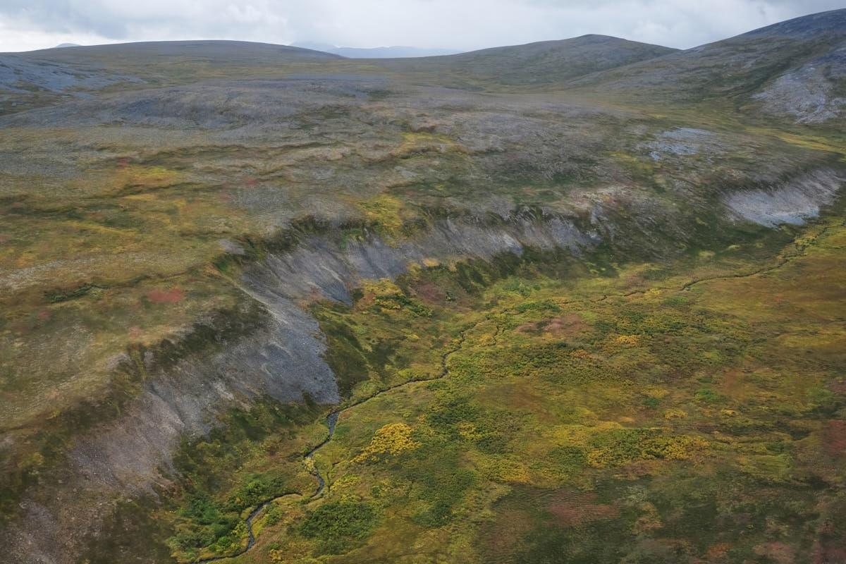 AK: Bristol Bay Proposed Pebble Mine Site